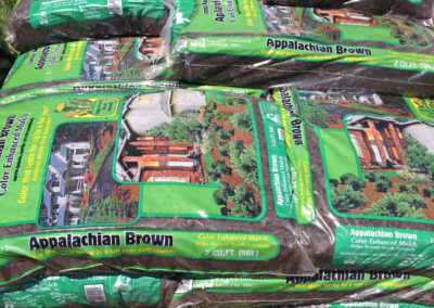 Grant County Mulch Brown