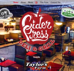 Cider Press Deli & Grill